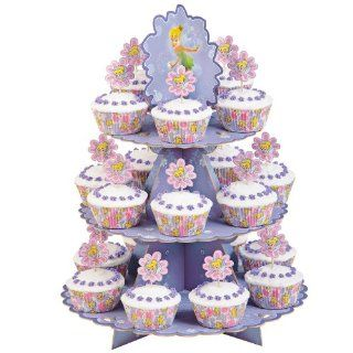 Wilton Disney Fairies Cakescapes Cupcake Stand Kit: Kitchen & Dining