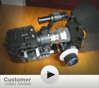 Opteka FF180 Reversible Follow Focus for Digital SLR and Video Cameras  Camera Lens Rapid Focusing Levers  Camera & Photo