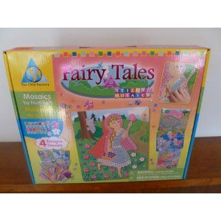 Sticky Mosaics Fairy Tales by The Orb Factory (62378) [Toy]: Toys & Games