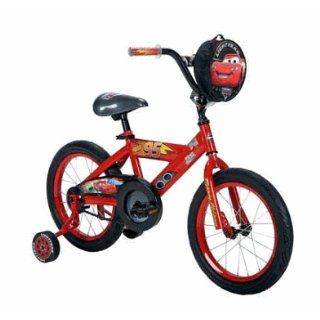 Cars 16 Inch Boys BMX Bike : Childrens Bicycles : Sports & Outdoors