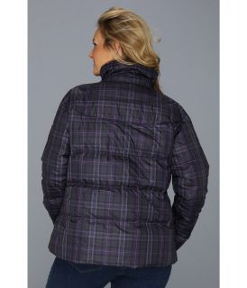 Columbia Plus Size Mercury Maven Ii Jacket Quill Plaid