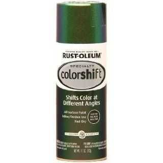 Rust Oleum 254860 11 Ounce Specialty Spray Color Shift, Galaxy Blue   Spray Paints