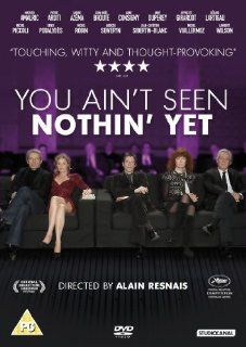 You Ain't Seen Nothin' Yet ( Vous n'avez encore rien vu ) ( Ihr werdet euch noch wundern (You Aint Seen Nothing Yet) ) [ NON USA FORMAT, PAL, Reg.2 Import   United Kingdom ]: Pierre Arditi, Sabine Az�ma, Anny Duperey, G�rard Lartigau, Michel Pi