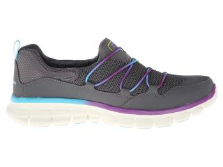 SKECHERS Synergy   Loving Life Charcoal/Multi