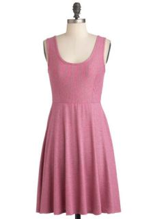 Cheer Up the City Dress in Pink  Mod Retro Vintage Dresses