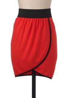 Tulip Petal Skirt  Mod Retro Vintage Skirts
