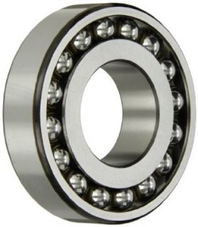 SKF 1309 EKTN9/C3 Double Row Self Aligning Bearing, Tapered Bore, ABEC 1 Precision, Open, Plastic Cage, C3 Clearance, Metric, 45mm Bore, 100mm OD, 25mm Width: Self Aligning Ball Bearings: Industrial & Scientific