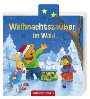 Schieben & Entdecken: Weihnachtszauber im Wald: Kerstin M. Schuld: Bücher