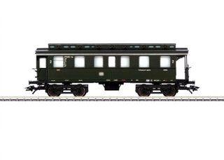 M�rklin 43070   Personenwagen Langenschwalb, H0: Spielzeug