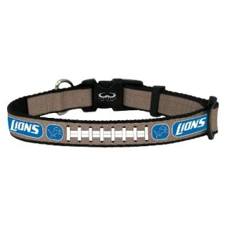 Detroit Lions Reflective Small Football Collar