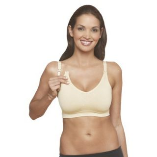 Basics Womens Stella Maternity & Nursing Bra 1450   Ivory XL