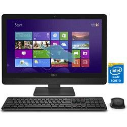 Dell Inspiron 5348 23 i5348 4444BLK All In One Desktop PC   Intel Core i3 4130