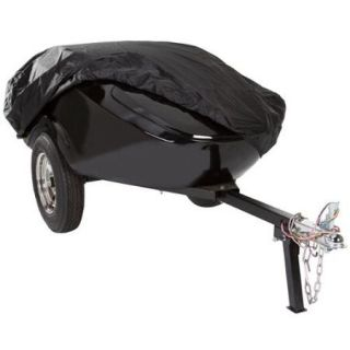 Pull Behind Motorcycle Trailer Storage Cover