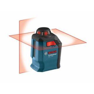 Bosch 65 ft. 360° Horizontal Cross Line Laser Level GLL 2 20 S