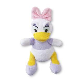 Disney Baby Daisy Duck Infants Plush Bell Rattle   Baby   Baby Gear