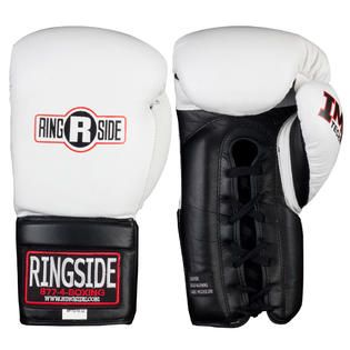 Ringside IMF Tech Sparring Boxing Gloves Lace Closure   Fitness