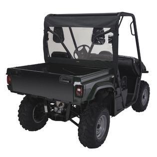 Quad Ex UTV Rear Window   Polaris   Lawn & Garden   ATV Attachments