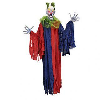Hanging Evil Clown Halloween Décor   Seasonal   Halloween   Halloween