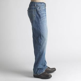 Roebuck & Co.   Mens Boot Cut Denim Jeans