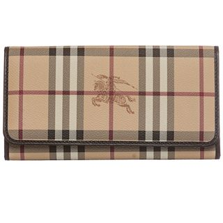 Burberry Ashby Haymarket Continental Wallet