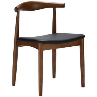 Edgemod Keren Solid Wood Dining Chair   16936812