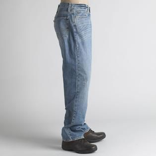 Roebuck & Co.   Mens Relaxed Straight Leg Jean