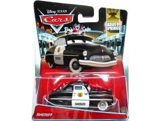 Disney Pixar Cars Radiator Springs Sheriff 1:55 Diecast