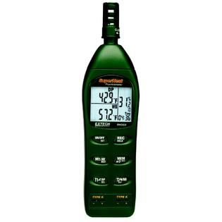 Extech Dual Input Hygro thermometer Psychrometer   Tools