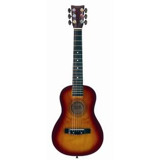 First Act Discovery Acoustic Guitar   Sunburst   Toys & Games