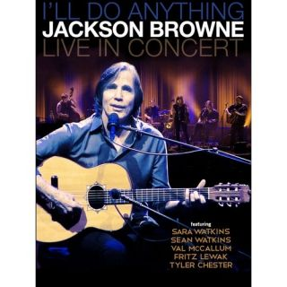 I'll Do Anything Live In Concert (Music DVD)