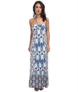 Tommy Bahama Poetto Paisley Long Dress