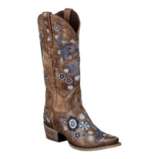 Lane Boots Womens Groovy Girl Cowboy Boots   Shopping