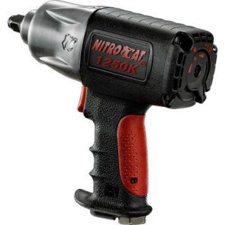 NITROCAT 1/2 in. Kevlar Twin Clutch Impact Wrench 1250 K