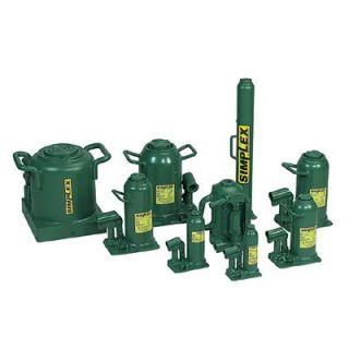 Simplex Ratchet Jacks   01330 ratchet lowering lever jack