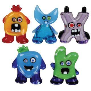 Piece Zoey, Harley, BoZ, BuFoRd and MIA Figurine