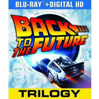 Back To The Future: 30th Anniversary Trilogy (Blu ray + Digital HD) (Widescreen)