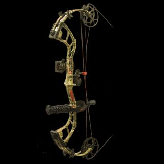 PSE Prophecy Compound Bow LH 60 lbs. Skullworks