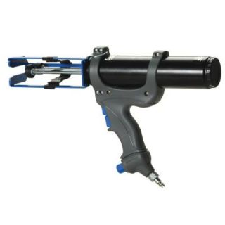 COX 200 ml Total System Multi Ratio Dual Cartridge Pneumatic Epoxy Applicator Gun A200LPMR