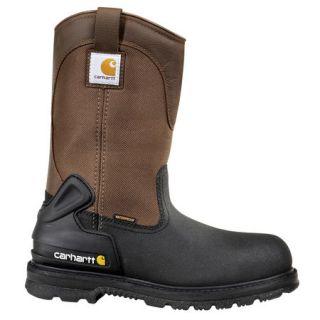 Carhartt CORE 11 Inch Mens Waterproof Insulated Wellington Steel Toe Boot