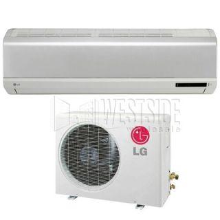 LG LS186CE 18,000 BTU Single Zone Ductless Mini Split Air Conditioner