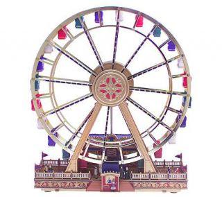 Mr. Christmas Worlds Fair Musical Ferris Wheel —