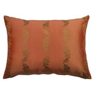 Rose Tree Crimson Garden Shimmer Decorative Pillow   15012310