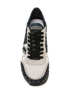 Philippe Model Panelled Sneakers
