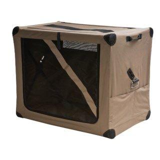 ABO Gear Dog Digs Pet Travel Crate   Medium 1102W 44