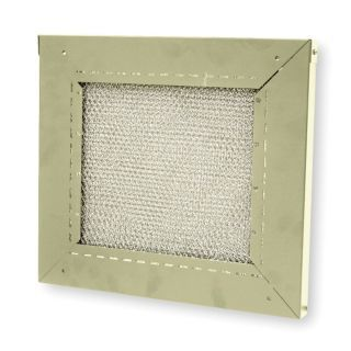 DAYTON Reusable Filter,Unit Mounted,7.5 to 15kW   Electric Unit Heater Accessories   3TKC9|3TKC9