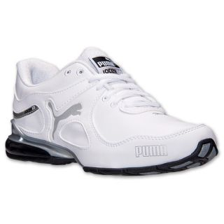 Womens Puma Cell Riaze SL Running Shoes 18751001 WHT on PopScreen 40db69bb9