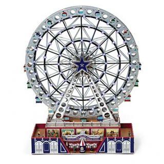 Mr. Christmas World's Fair Platinum Grand Ferris Wheel