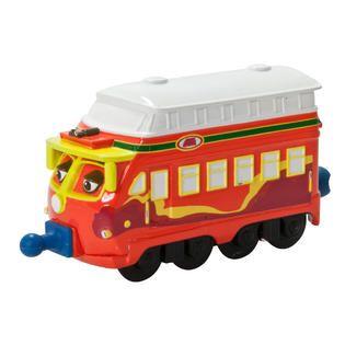 Tomy Chugginton Die Cast Decka Toy Train Car   Toys & Games   Trains