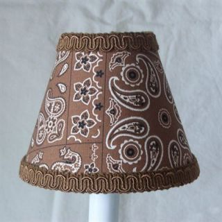 Silly Bear Lighting Cowboy Sheriff Table Lamp Shade