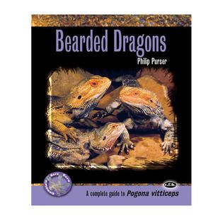 Tfh Publications Inc. (Nylabone) Tfh Book Complete Bearded Dragons
